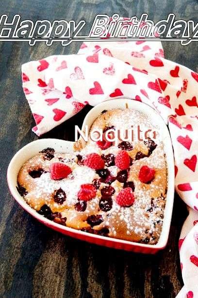 Happy Birthday Cake for Naquita