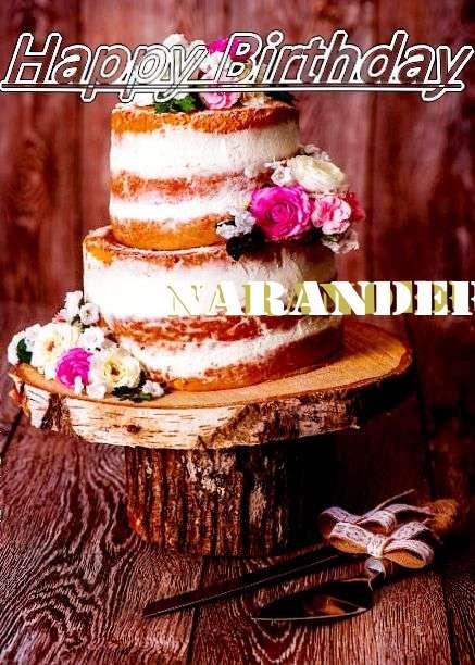 Birthday Images for Narander