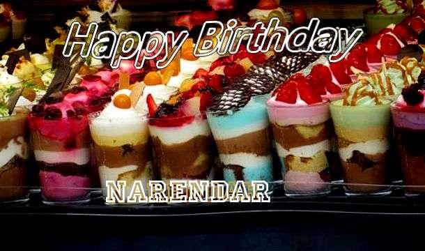 Narendar Birthday Celebration