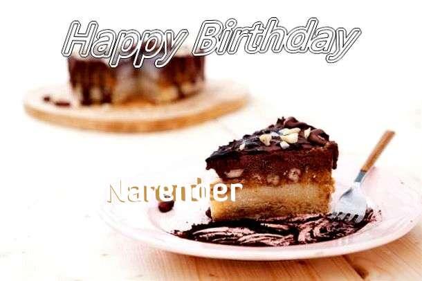 Narender Birthday Celebration