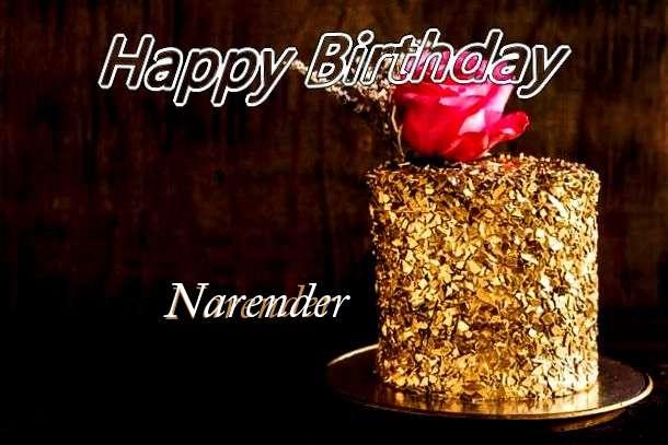 Narender Cakes