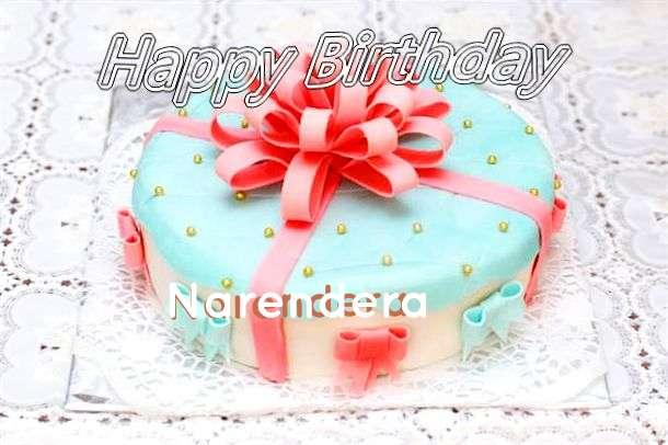 Happy Birthday Wishes for Narendera