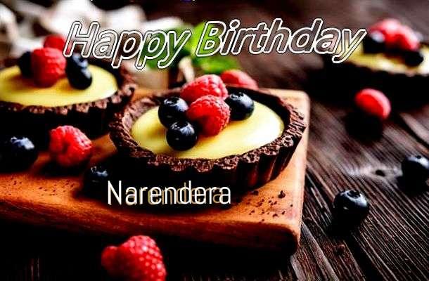 Happy Birthday to You Narendera