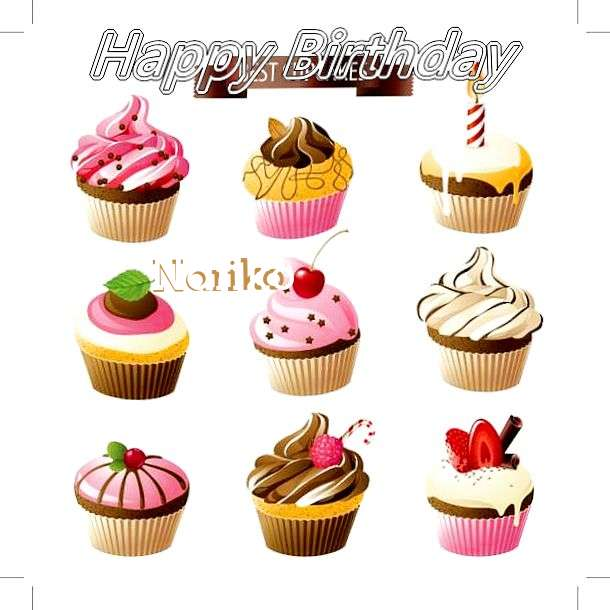 Nariko Cakes
