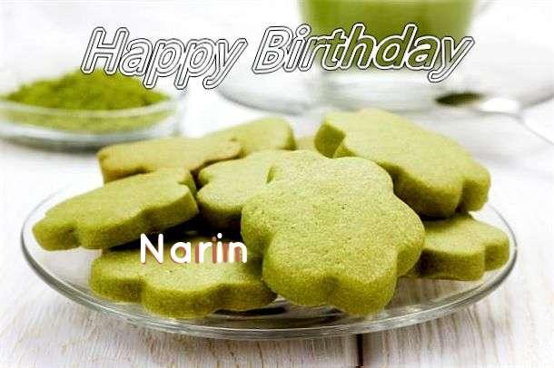 Happy Birthday Narin