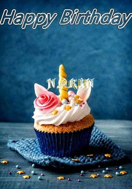 Happy Birthday to You Narin