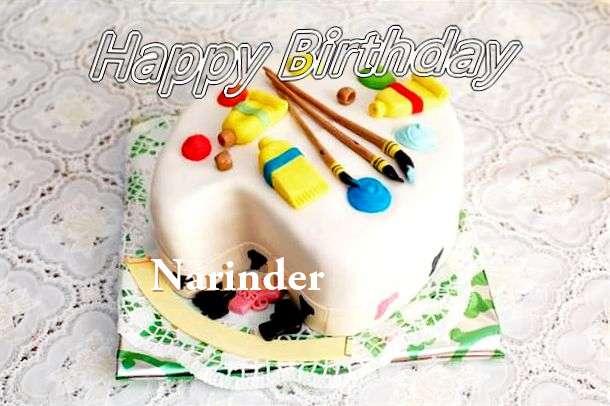 Happy Birthday Narinder
