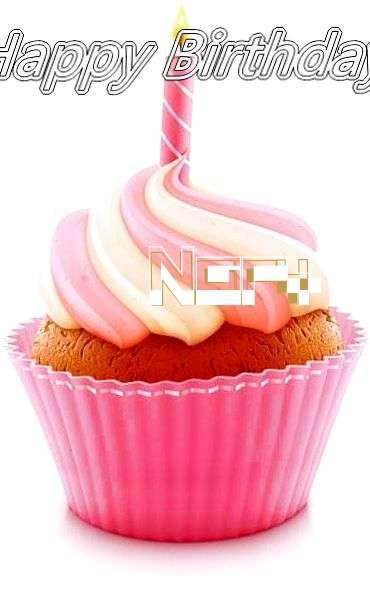 Happy Birthday Cake for Nary