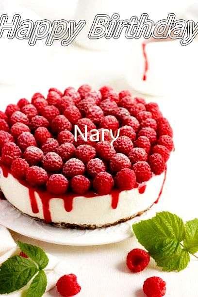 Nary Cakes