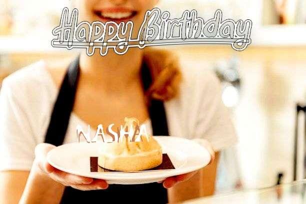 Happy Birthday Nasha