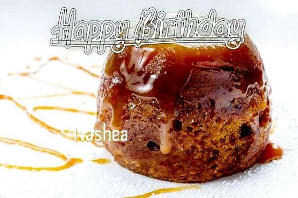 Happy Birthday Wishes for Nashea