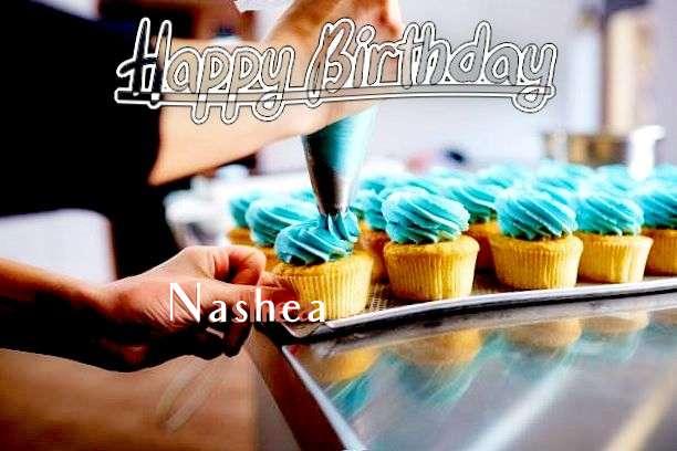 Nashea Cakes