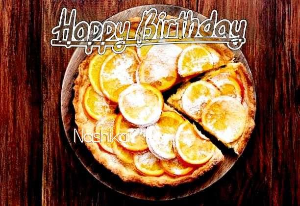 Birthday Wishes with Images of Nashika
