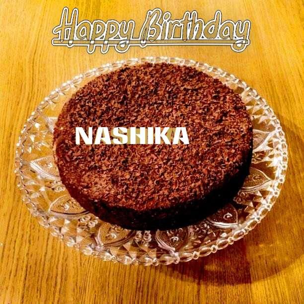 Birthday Images for Nashika