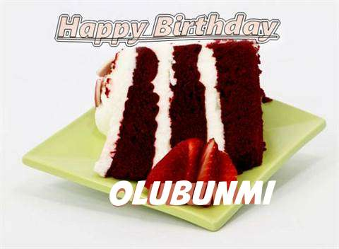 Birthday Wishes with Images of Olubunmi