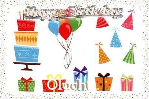 Happy Birthday Wishes for Oluchi