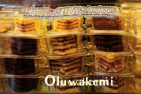 Happy Birthday to You Oluwakemi