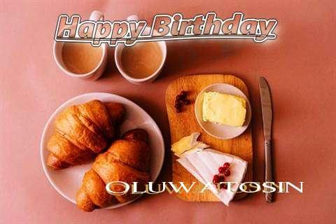Happy Birthday Wishes for Oluwatosin