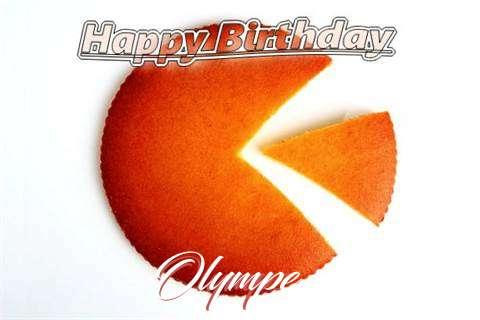 Olympe Birthday Celebration