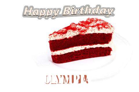 Birthday Images for Olympia