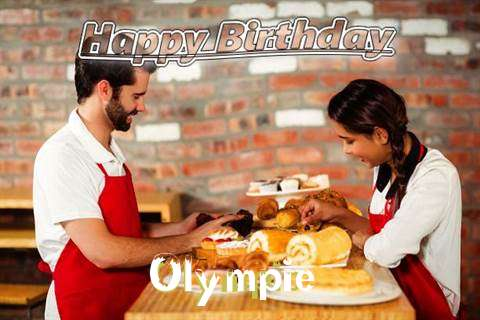 Birthday Images for Olympie
