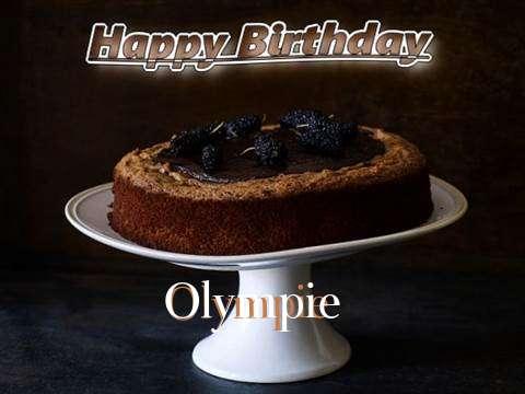 Olympie Birthday Celebration