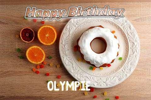 Olympie Cakes