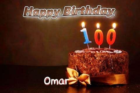 Omar Birthday Celebration
