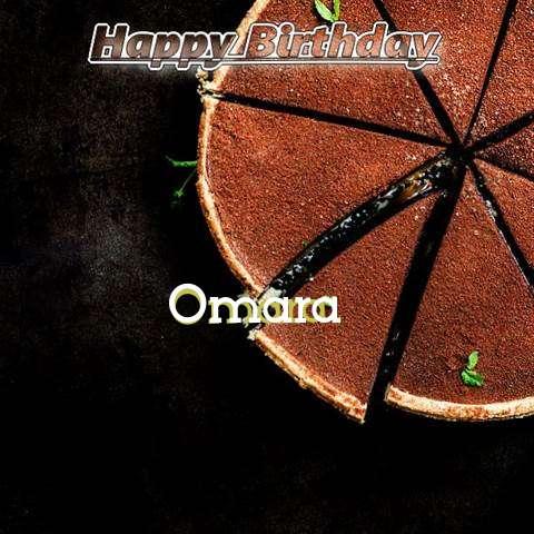 Birthday Images for Omara