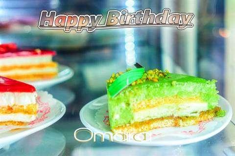Omara Birthday Celebration