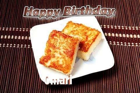 Birthday Images for Omari