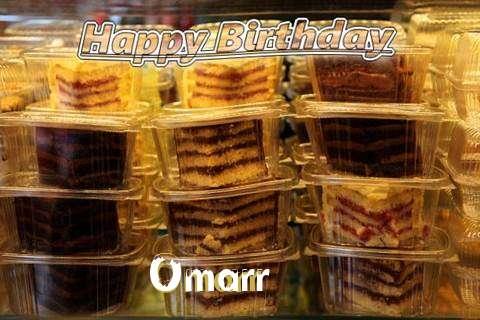 Happy Birthday to You Omarr