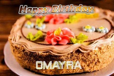 Happy Birthday Omayra