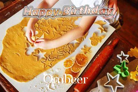Ombeer Birthday Celebration