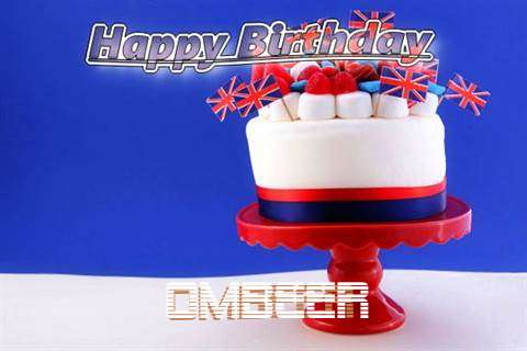 Happy Birthday to You Ombeer