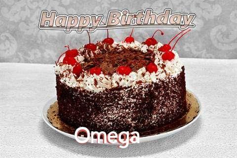 Happy Birthday Omega