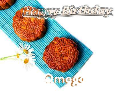Birthday Wishes with Images of Omega