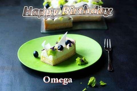 Omega Birthday Celebration