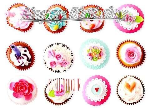 Omender Birthday Celebration