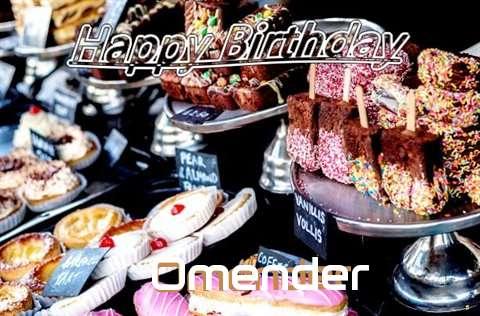 Happy Birthday to You Omender