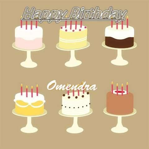 Omendra Birthday Celebration