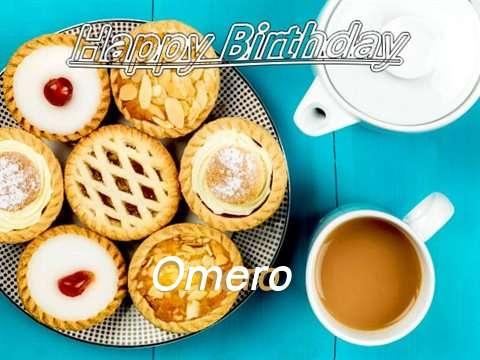 Happy Birthday Omero
