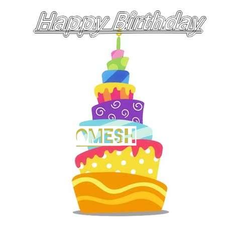 Omesh Cakes