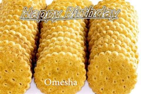 Omesha Cakes