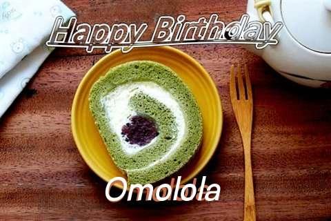 Omolola Birthday Celebration