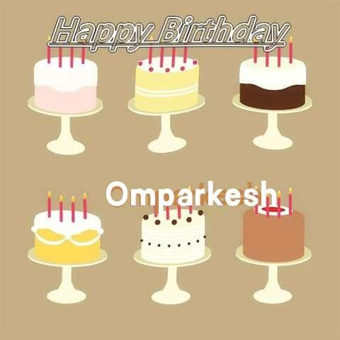 Omparkesh Birthday Celebration