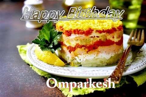 Happy Birthday to You Omparkesh