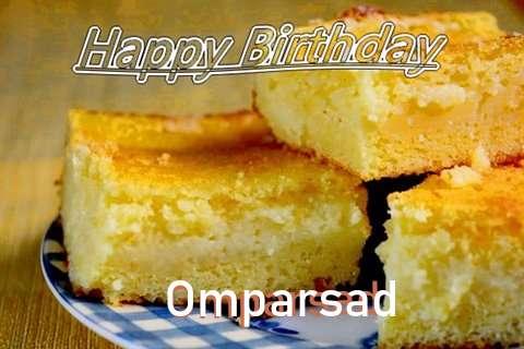 Happy Birthday Omparsad