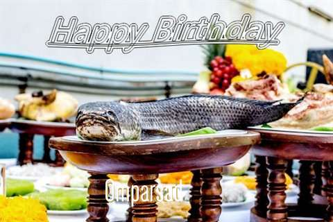 Omparsad Birthday Celebration