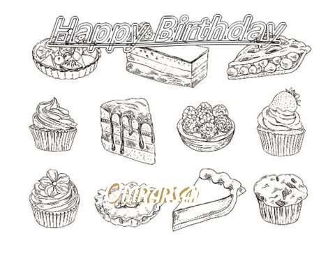 Omparsad Cakes